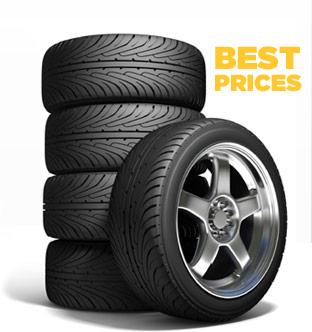 Tyres in Prestbury